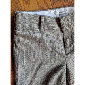 Banana Republic Tweed Pants